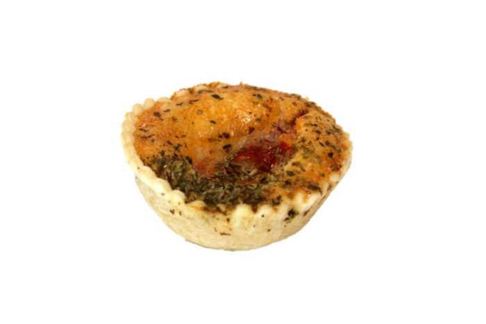 Blätterteiggebäck Pizza | Cafe Koller AG