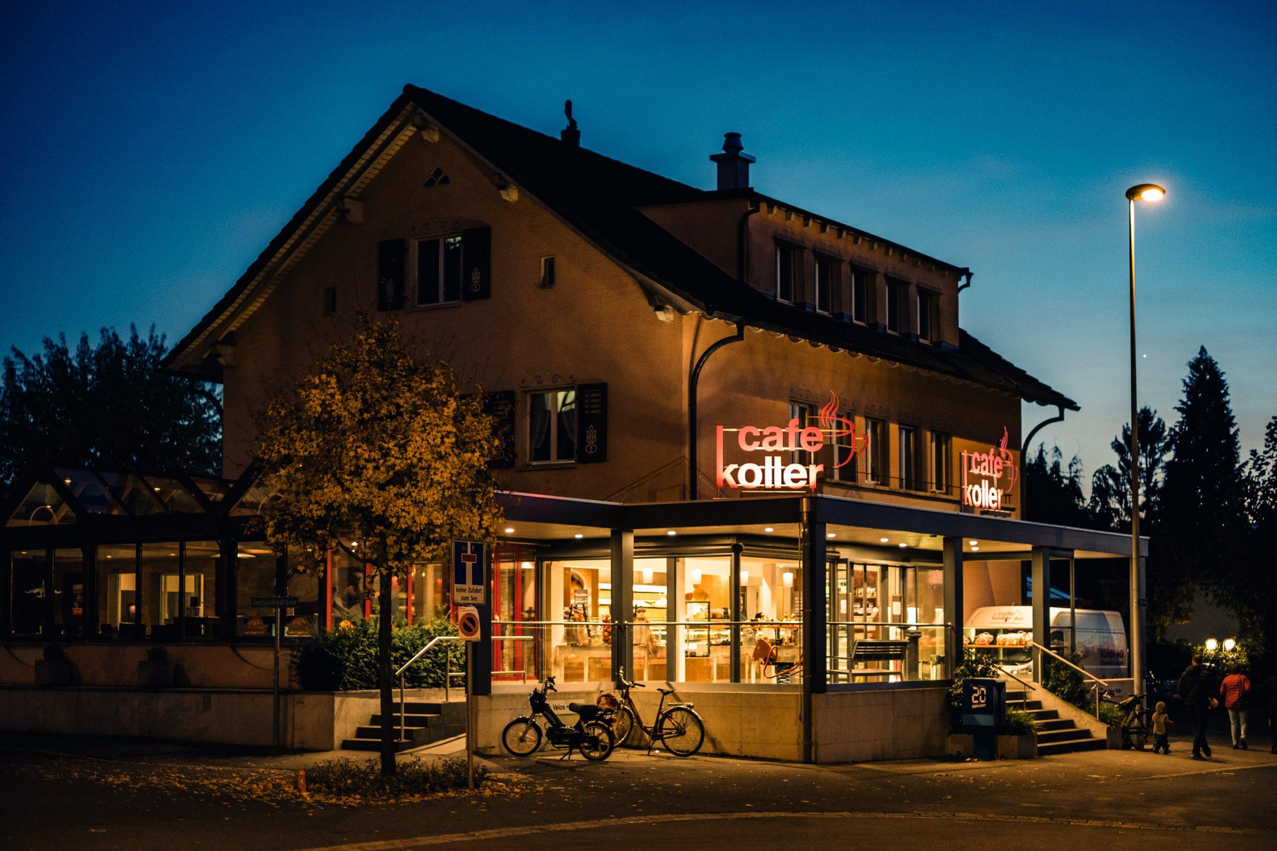 Cafe Koller Sursee | Cafe Koller AG