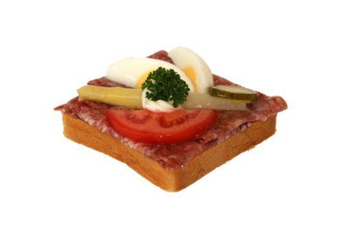 Canape Salami | Cafe Koller AG