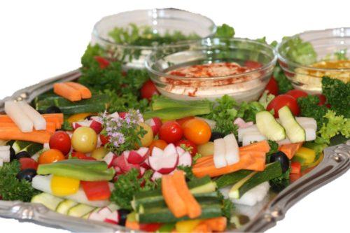 Gemüseplatte | Cafe Koller AG