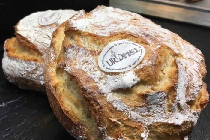 Gotthelf UrDinkel Brot | Cafe Koller AG