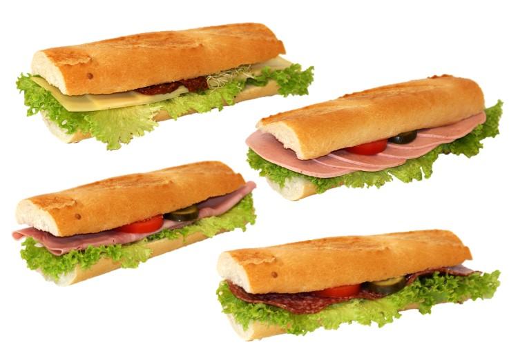 Parisette Sandwich | Cafe Koller AG