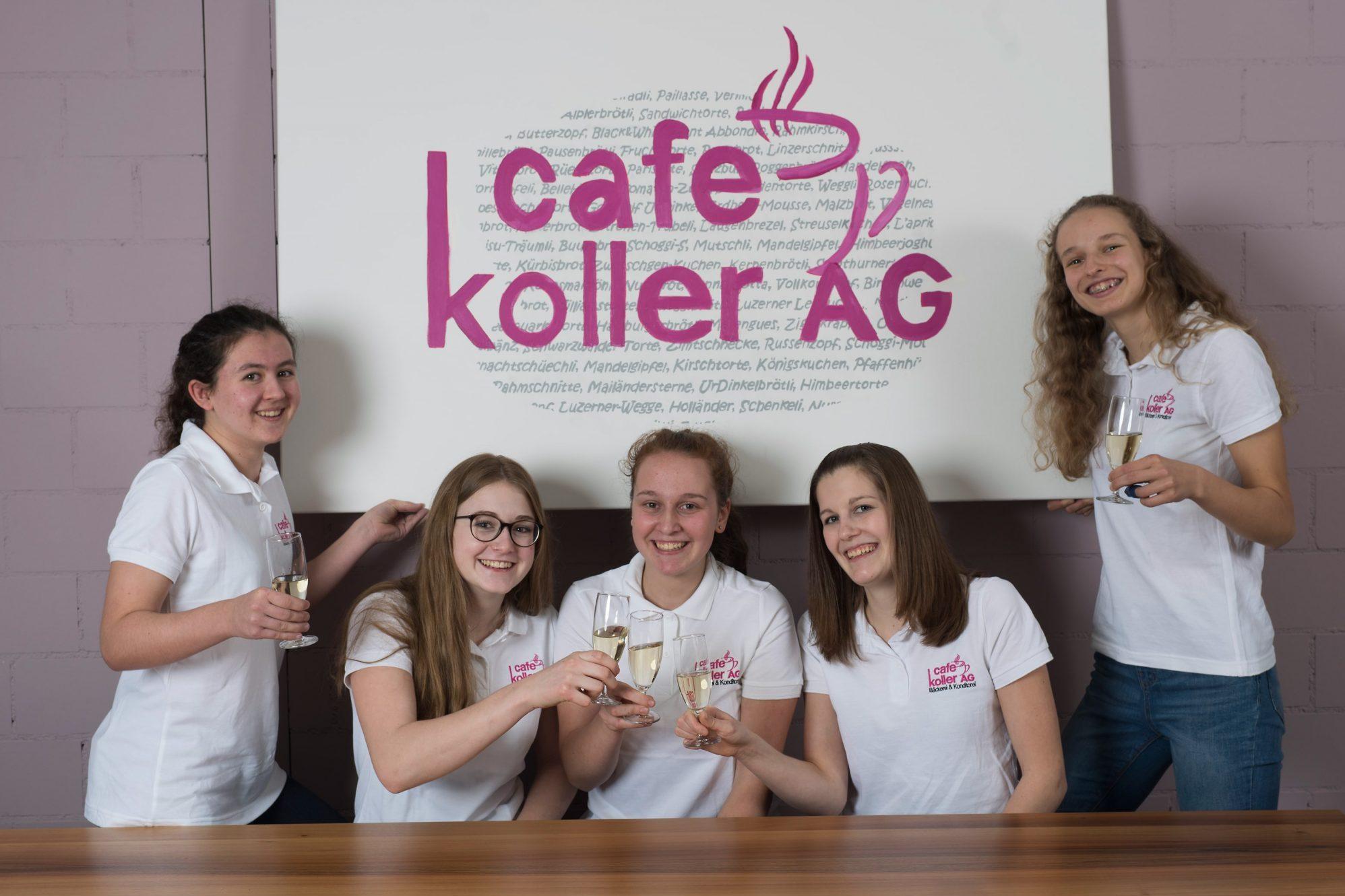 Lernende | Cafe Koller AG