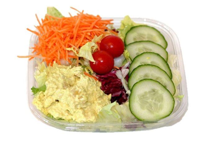 Poulet Salat | Cafe Koller AG