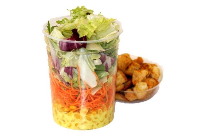 Salatbecher | Cafe Koller AG