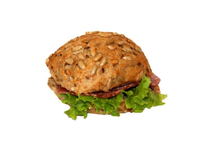 Vollkorn Sandwich Salami | Cafe Koller AG