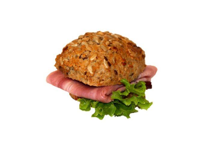 Vollkorn Sandwich Schinken | Cafe Koller AG