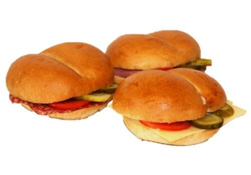 Weggli Sandwiches | Cafe Koller AG