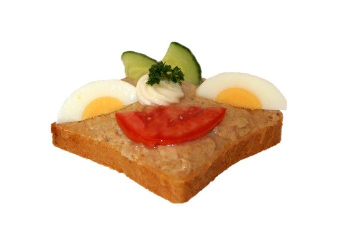 Canape Thon   Cafe Koller AG
