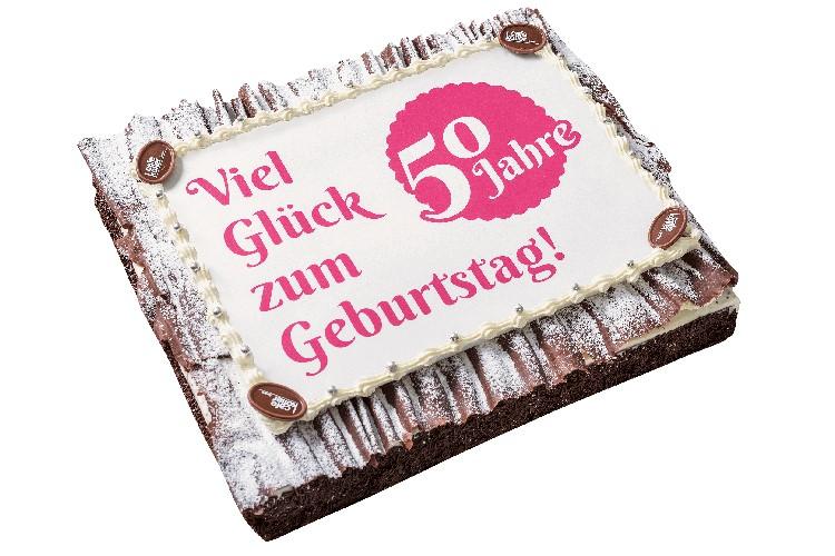 Rechteckige Schwarzwälder Torte | Cafe Koller AG