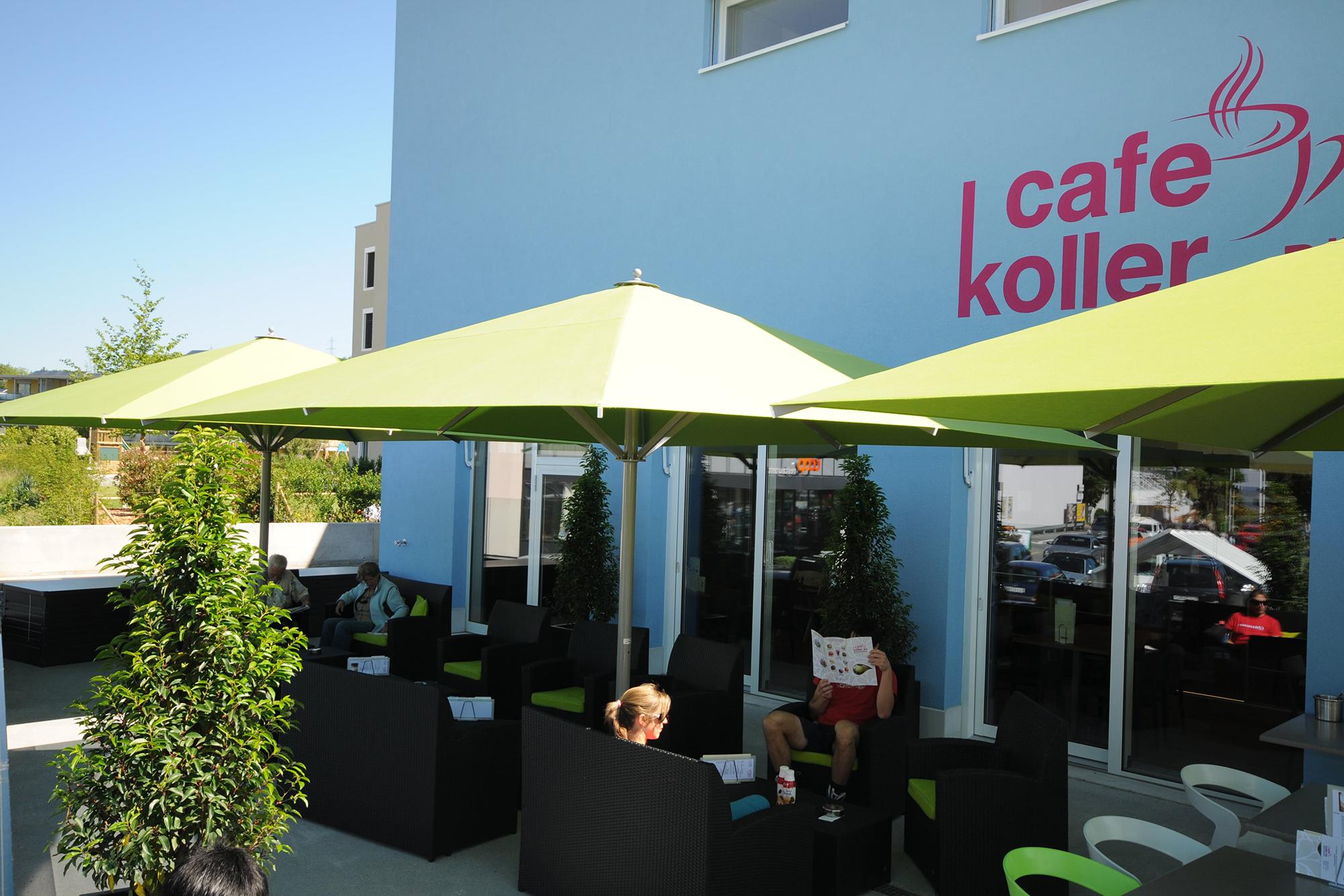 Cafe Koller Schenkon | Cafe Koller AG