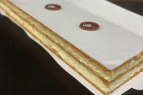 Cremeschnitte am Meter| Cafe Koller AG