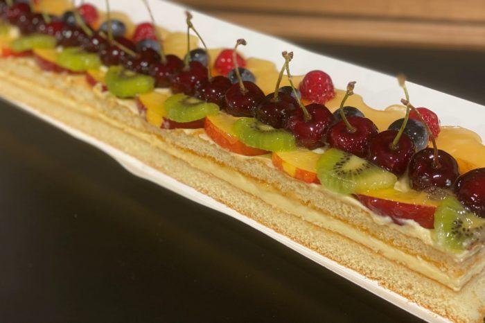 Fruchtschnitte am Meter| Cafe Koller AG