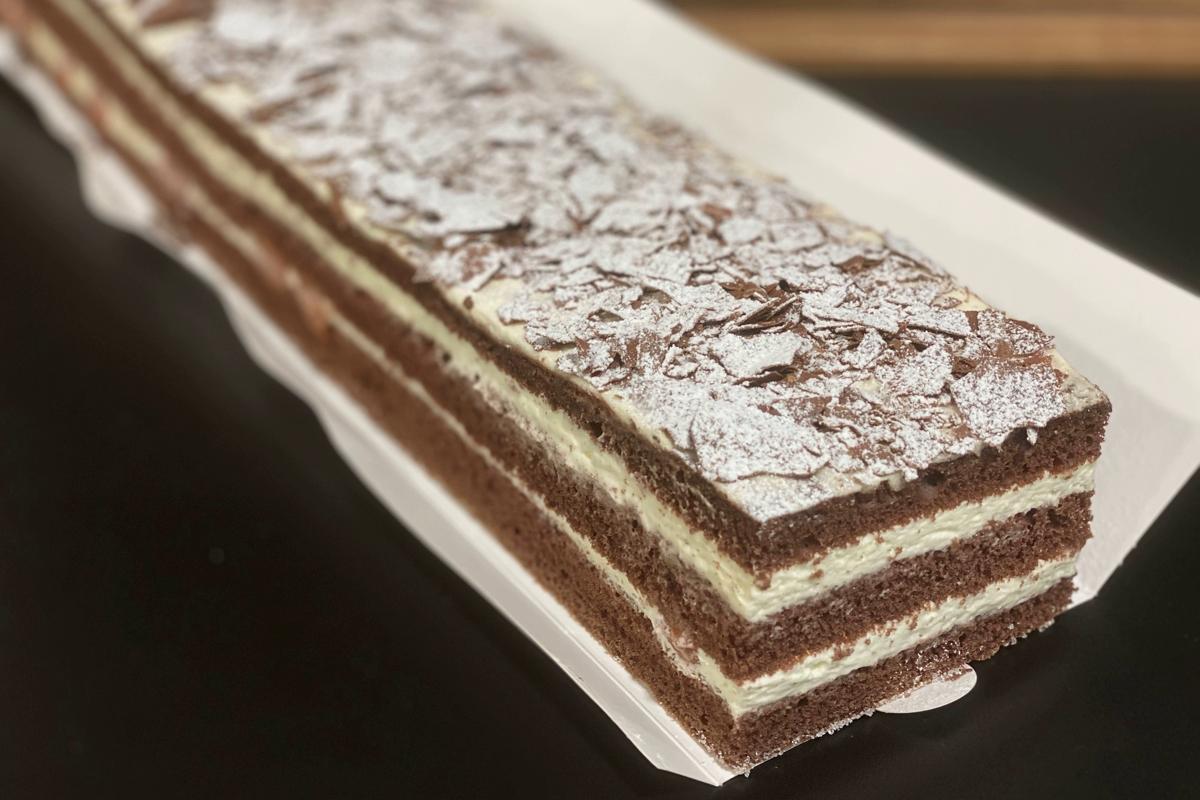 Schwarzwälderschnitte am Meter| Cafe Koller AG